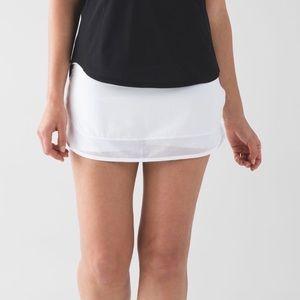 LULULEMON Hotty Hot II Skirt